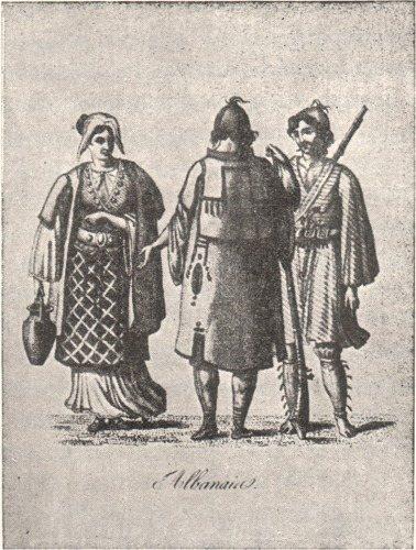Fig. 149. Albanians