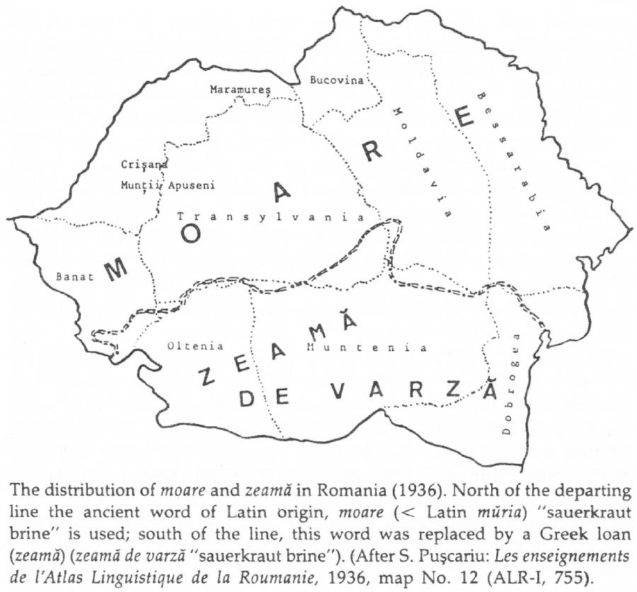 Origin of the Romanians